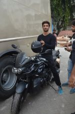Sushant Singh Rajput snapped promoting M.S. Dhoni - The Untold Story on 13th Sept 2016 (33)_57d8fa3de60be.JPG