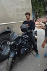 Sushant Singh Rajput snapped promoting M.S. Dhoni - The Untold Story on 13th Sept 2016 (34)_57d8fa3eb0cd9.JPG