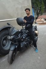 Sushant Singh Rajput snapped promoting M.S. Dhoni - The Untold Story on 13th Sept 2016 (36)_57d8fa40c7b74.JPG