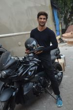 Sushant Singh Rajput snapped promoting M.S. Dhoni - The Untold Story on 13th Sept 2016 (40)_57d8fa4489109.JPG