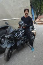 Sushant Singh Rajput snapped promoting M.S. Dhoni - The Untold Story on 13th Sept 2016 (43)_57d8fa4767b80.JPG