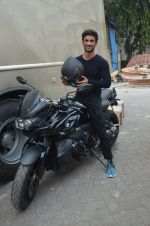 Sushant Singh Rajput snapped promoting M.S. Dhoni - The Untold Story on 13th Sept 2016 (44)_57d8fa481b9ec.JPG