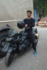 Sushant Singh Rajput snapped promoting M.S. Dhoni - The Untold Story on 13th Sept 2016 (45)_57d8fa49e4ff3.JPG