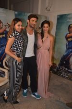Sushant Singh Rajput, Kiara Advani, Disha Patani snapped promoting M.S. Dhoni - The Untold Story on 13th Sept 2016 (62)_57d8f99fd0419.JPG