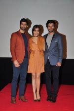 Aashim Gulati, Neha Sharma, Aditya Seal at the Audio release of Tum Bin 2 on 14th Sept 2016 (85)_57da43da5c438.JPG