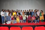 Aashim Gulati, Neha Sharma, Aditya Seal, Bhushan Kumar, Krishan Kumar, Ajay Kapoor at the Audio release of Tum Bin 2 on 14th Sept 2016 (91)_57da43e05761f.JPG