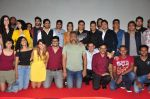 Aashim Gulati, Neha Sharma, Aditya Seal, Bhushan Kumar, Krishan Kumar, Ajay Kapoor at the Audio release of Tum Bin 2 on 14th Sept 2016 (93)_57da44aca9cc8.JPG