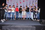 Rajeev Chaudhari, Sunny Leone, Rajneesh Duggal, Raghav Sachar at the Audio release of Beiimaan Love on 14th Sept 2016 (286)_57da415e148b5.JPG