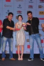 Rajeev Chaudhari, Sunny Leone, Rajneesh Duggal, Raghav Sachar at the Audio release of Beiimaan Love on 14th Sept 2016 (292)_57da42560cde5.JPG