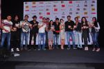 Rajeev Chaudhari, Sunny Leone, Rajneesh Duggal, Raghav Sachar at the Audio release of Beiimaan Love on 14th Sept 2016 (295)_57da4256df323.JPG