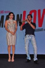 Sunny Leone, Raghav Sachar at the Audio release of Beiimaan Love on 14th Sept 2016 (331)_57da4327a14c6.JPG