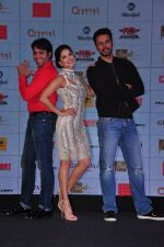 Sunny Leone, Rajneesh Duggal at the Audio release of Beiimaan Love on 14th Sept 2016 (301)_57da4269c6264.JPG