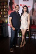 Divya Khosla Kumar graces the success party celebrating the cover story of Better Homes & Gard on 14th Sept 2016 (2)_57db8df6e770d.jpg