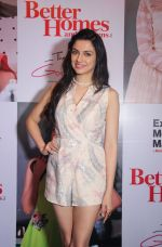 Divya Khosla Kumar graces the success party celebrating the cover story of Better Homes & Gard on 14th Sept 2016 (7)_57db8e0169033.jpg