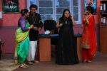 Indira Krishnan, Uday Tikekar and Kamya Punjabi on Comedy Nights Bachao_57db919631bef.JPG
