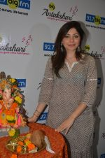 Kanika Kapoor at Big FM on 14th Sept 2016 (18)_57db8e37c9c16.JPG