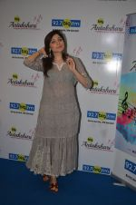 Kanika Kapoor at Big FM on 14th Sept 2016 (8)_57db8e2bda5e4.JPG