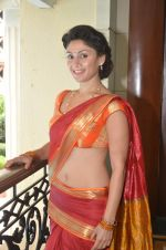 Manjari Fadnis promote Wah Taj on 14th Sept 2016 (3)_57db8fe8b974f.JPG