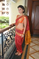 Manjari Fadnis promote Wah Taj on 14th Sept 2016 (4)_57db8fea72088.JPG
