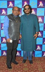 Ram Shankar  with Roop Kumar Rathod at Ye Ishq Hai album launch on 14th Sept 2016_57db90ad3f862.JPG