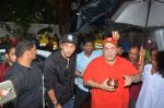 Ranbir Kapoor, Rajiv Kapoor at R. K. Studio Ganpati Visarjan on 15th Sept 2016 (9)_57db996a3c0d3.JPG