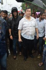 Randhir Kapoor, Randhir Kapoor at R. K. Studio Ganpati Visarjan on 15th Sept 2016 (27)_57db998a38d86.JPG