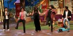 Riteish Deshmukh, Nargis Fakhri and Dharmesh Yelande on the sets of The Kapil Sharma Show on 15th Sept 2016 (10)_57db939e6cf47.jpg