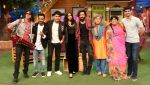 Riteish Deshmukh, Nargis Fakhri and Dharmesh Yelande on the sets of The Kapil Sharma Show on 15th Sept 2016 (13)_57db939fcf70f.jpg