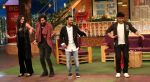 Riteish Deshmukh, Nargis Fakhri and Dharmesh Yelande on the sets of The Kapil Sharma Show on 15th Sept 2016 (3)_57db939ca941c.jpg