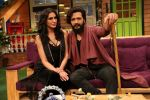 Riteish Deshmukh, Nargis Fakhri on the sets of The Kapil Sharma Show on 15th Sept 2016 (13)_57db9318a04e4.jpg