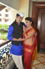 Shreyas Talpade & Manjari Fadnis promote Wah Taj on 14th Sept 2016 (5)_57db90015297a.JPG