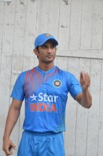 Sushant Singh Rajput snapped at the promotion of film M S Dhoni on 14th Sept 2016 (7)_57db8fc6ce366.JPG
