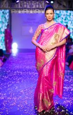 Model walk for Jayanthi Ballal At Mysore Fashion Week � SEASON 3 on 19th Sept 2016 (2)_57e00b01e1857.JPG