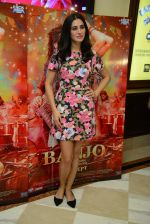 Nargis Fakhri at Banjo press meet in Delhi on 19th Sept 2016 (65)_57e01618cdaea.jpg
