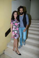 Nargis Fakhri, Riteish Deshmukh at Banjo press meet in Delhi on 19th Sept 2016 (110)_57e016261228d.jpg