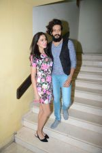 Nargis Fakhri, Riteish Deshmukh at Banjo press meet in Delhi on 19th Sept 2016 (106)_57e01624b7528.jpg