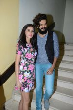 Nargis Fakhri, Riteish Deshmukh at Banjo press meet in Delhi on 19th Sept 2016 (112)_57e01626b03af.jpg