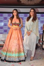 Neha Dhupia, Zarine Khan at the Emars events press conference in Pune on 18th Sept 2016 (56)_57e00f0734469.JPG