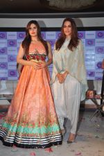 Neha Dhupia, Zarine Khan at the Emars events press conference in Pune on 18th Sept 2016 (57)_57e00f0820d54.JPG