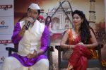 Shreyas Talpade, Manjari Phadnis at Wah Taj promotion in Delhi on 19th Sept 2016 (47)_57e01258a894e.jpg