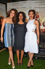 Surveen Chawla, Tannishtha Chatterjee, Radhika Apte at Parched Photoshoot on 17th Sept 2016 (29)_57e01a8c003e3.JPG