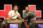 Sushant Singh Rajput & Remo D_souza on the sets of Dance Plus season 2(5)_57e010b3839c5.jpg
