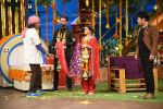 Yuvraj Singh on th sets of The Kapil Sharma Show on 18th Sept 2016 (4)_57e00cbd63b2b.JPG