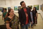 Abhay Deol at Manjula Chaturvedi art exhibition on 20th Sept 2016 (18)_57e22d3a80b9c.JPG