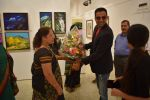 Abhay Deol at Manjula Chaturvedi art exhibition on 20th Sept 2016 (2)_57e22d1e5e3f9.JPG