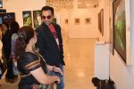 Abhay Deol at Manjula Chaturvedi art exhibition on 20th Sept 2016 (3)_57e22d214eb12.JPG