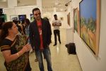 Abhay Deol at Manjula Chaturvedi art exhibition on 20th Sept 2016 (4)_57e22d23e98b2.JPG