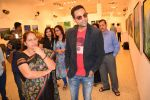 Abhay Deol at Manjula Chaturvedi art exhibition on 20th Sept 2016 (9)_57e22d2db422f.JPG