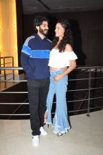 Harshvardhan Kapoor, Saiyami Kher snapped at the promotion of film Mirzya on 20th Sept 2016 (19)_57e23997ac310.JPG