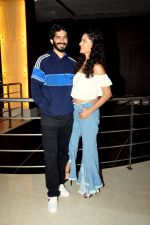 Harshvardhan Kapoor, Saiyami Kher snapped at the promotion of film Mirzya on 20th Sept 2016 (20)_57e239b61a437.JPG